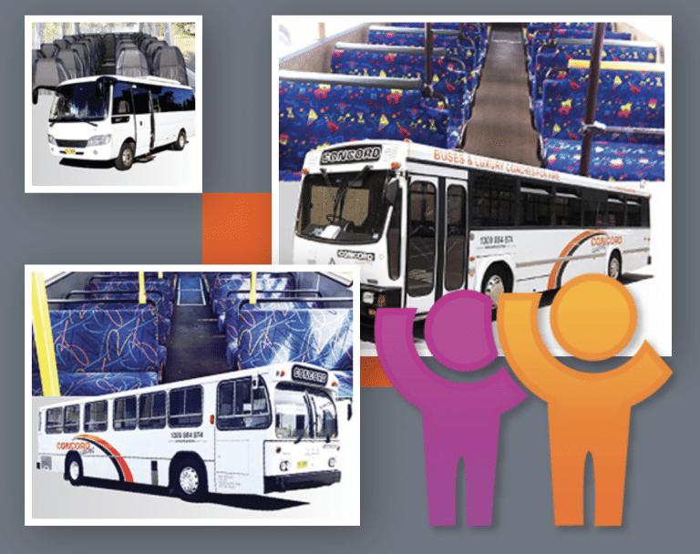Schools - School Bus Charter